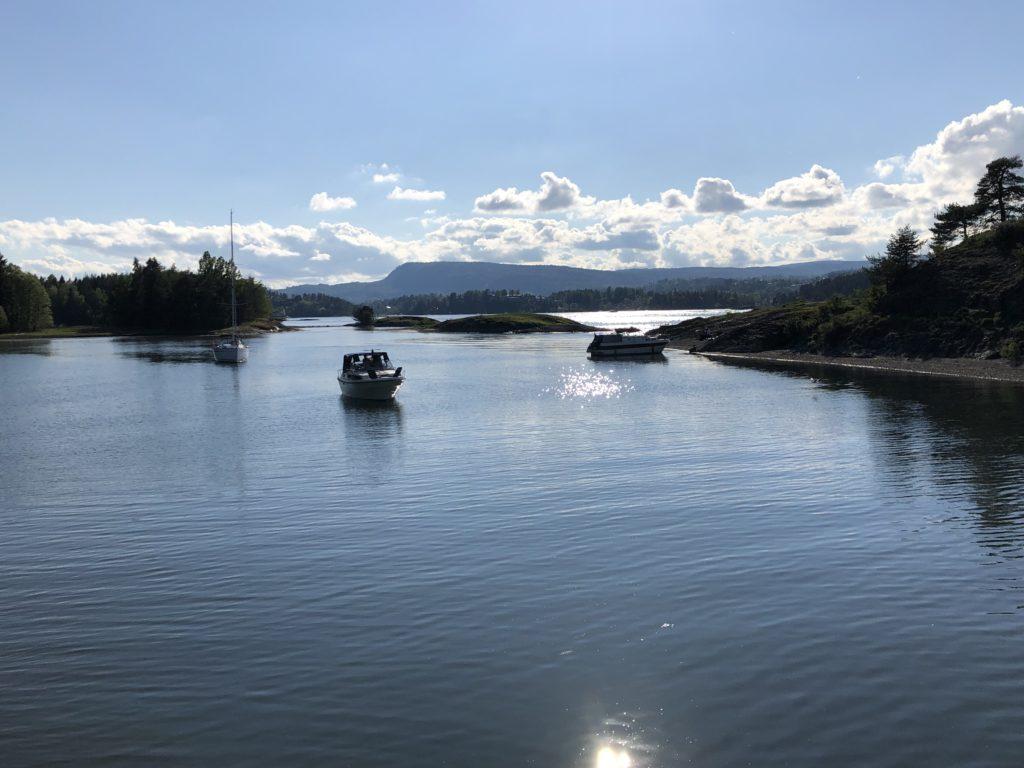 Saraholmen og Borøya